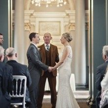Wedding ceremony - photo credit Paul Raeburn Photography