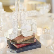 Wonderful table theming - Craig and Eva Sanders Photography