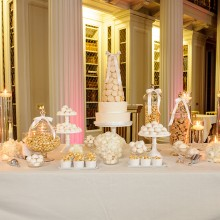 Sweetie buffet - photo credit Elemental Photography