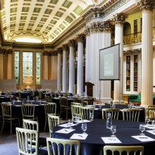 Unique Conference Venue in Edinburgh - The Signet Library