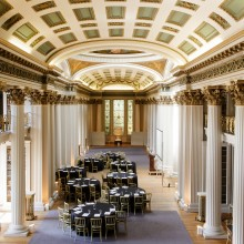 Conferences at the Signet Library in Edinburgh