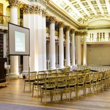 Conferences at the Signet Library, Edinburgh