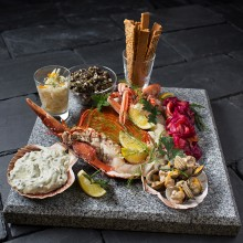 Sharing platters by Heritage Portfolio