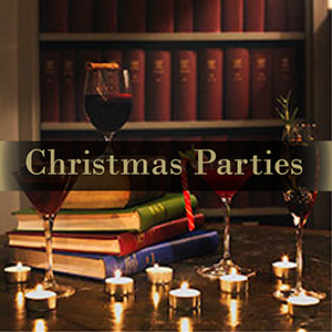 Christmas Parties at the Signet Library
