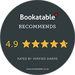 Bookatable recommends Colonnades at the Signet Library