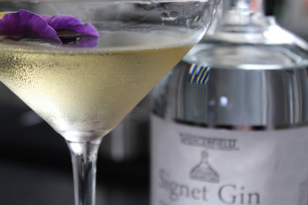 Signet Gin Signature Cocktail