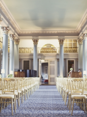 Summer Wedding Signet Library Edinburgh 3