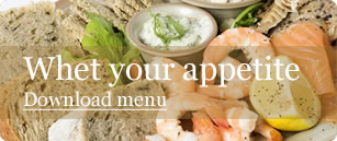 Whet your appetite - Download Menu