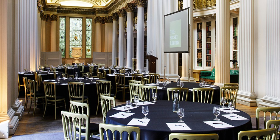 A Unique Conference Venue in Edinburgh- The Signet Library