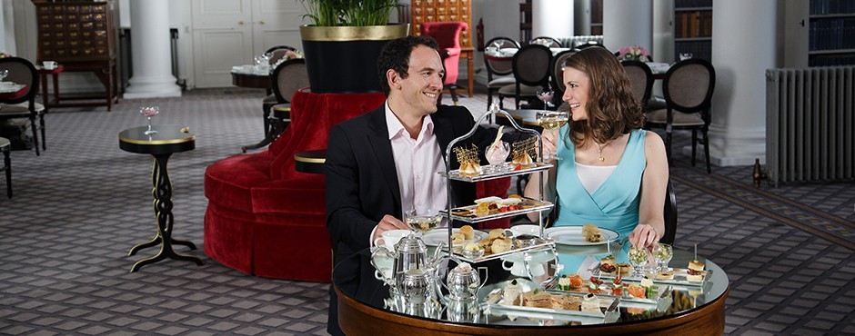 Afternoon Tea at Colonnades - perfect for special occasions