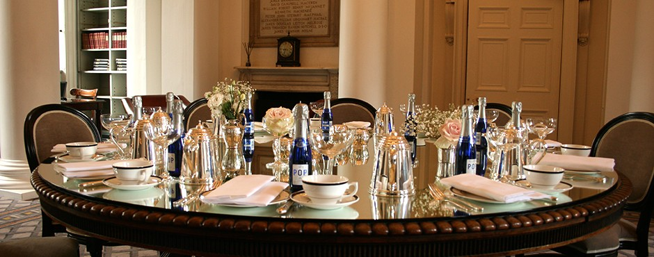 Group Bookings - Colonnades at the Signet Library