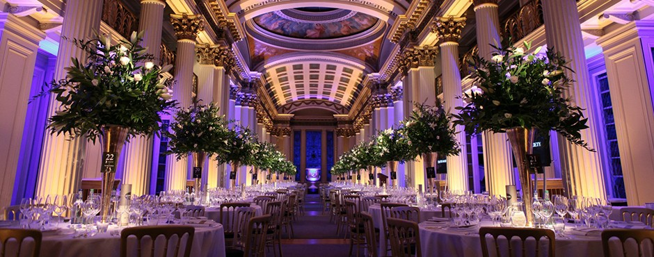 Hogmanay gala Ball at the Signet Library